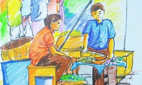 ஓட்டம் (சிறுகதை) – ✍ கல்யாண் சுந்தரம், சென்னை