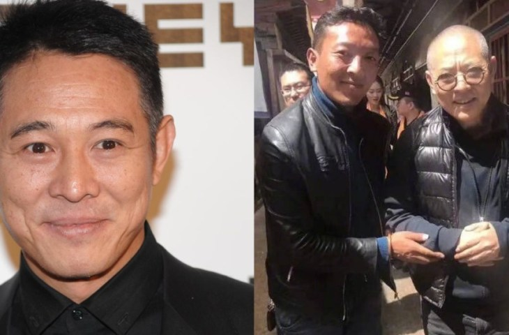 Image result for Fans worry over Jet Li's health