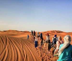Fes to Marrakech 3 days desert trip