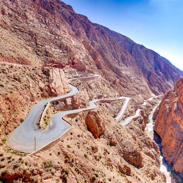 4 Days tour from Marrakech to merzouga desert