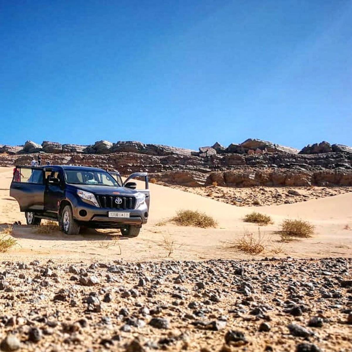 6 days desert tour from Marrakech