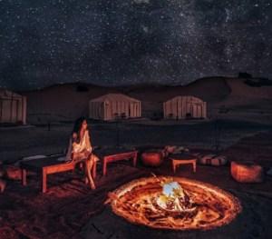 7 days desert tour from marrakech