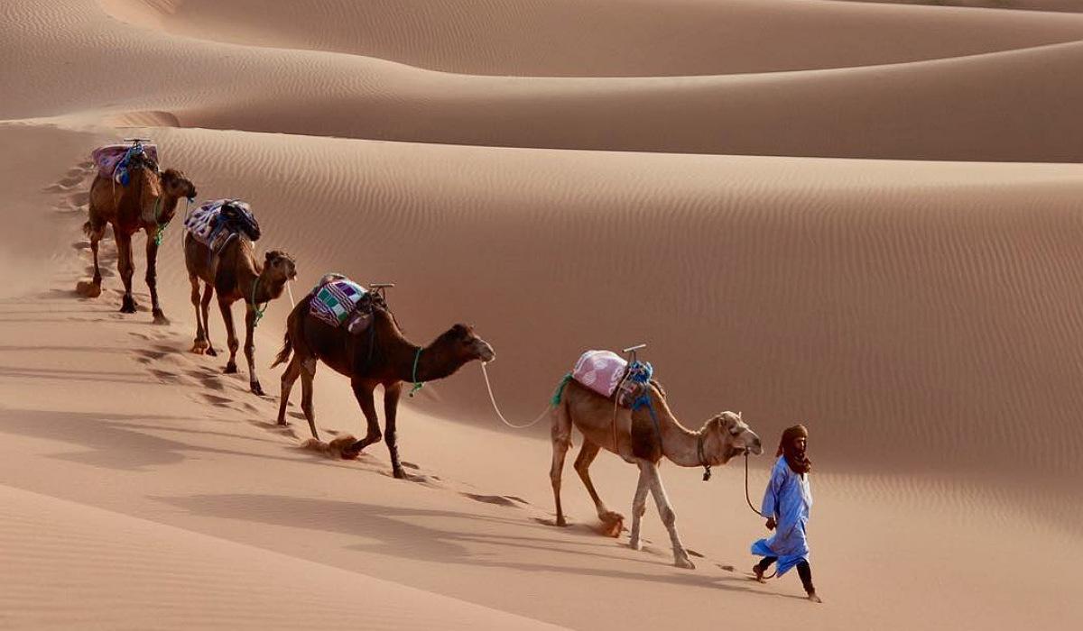 Chegaga Morocco