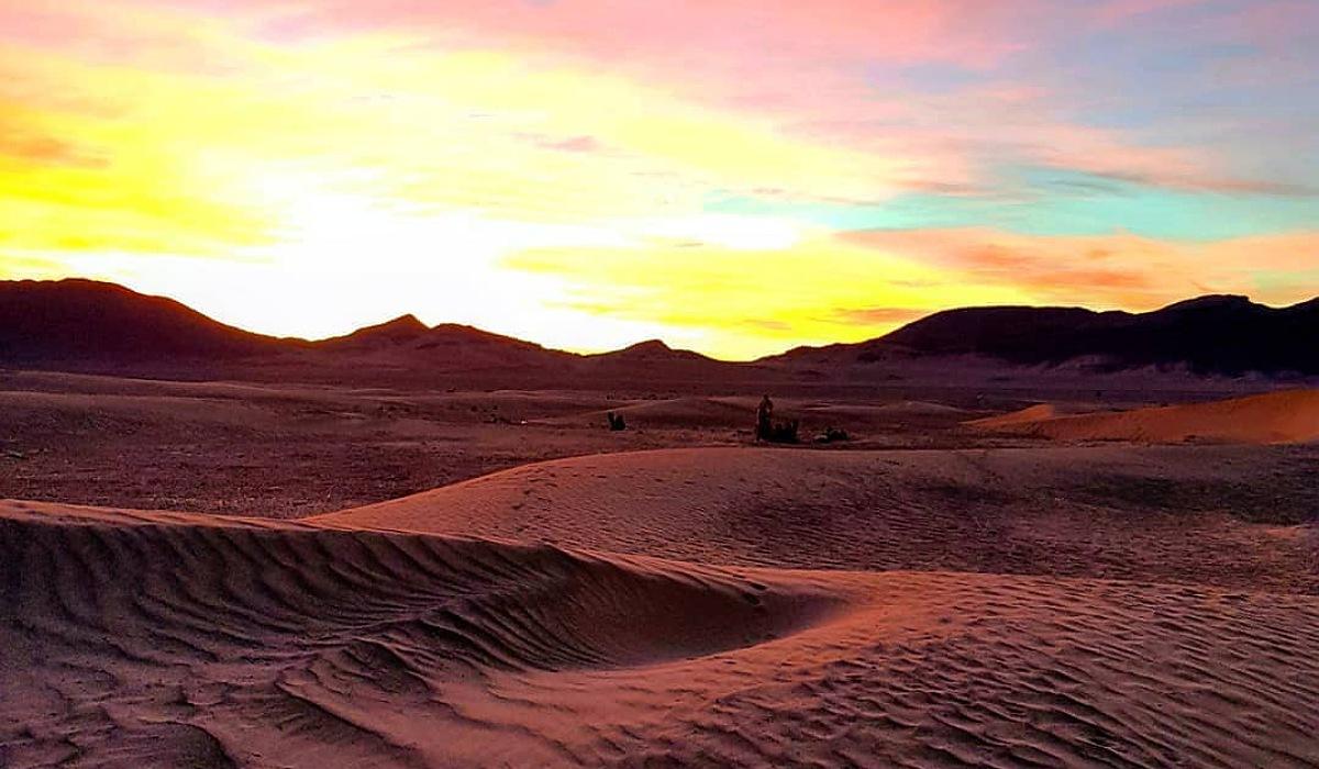 visit the sahara desert Morocco