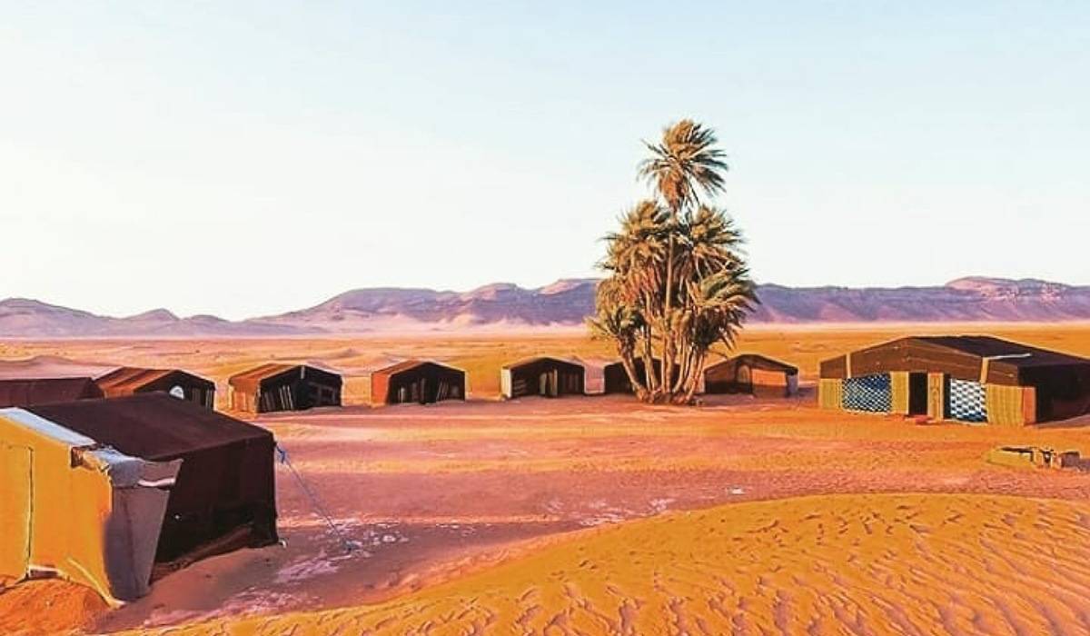 visit zagora desert morocco