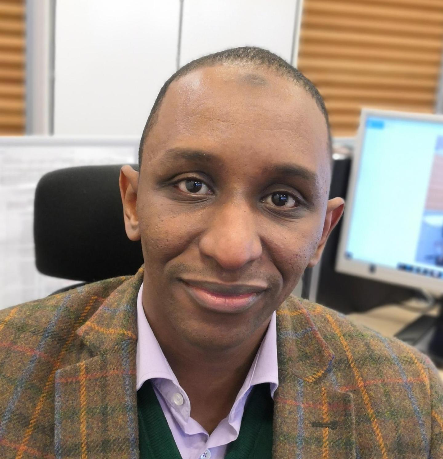 Dr Nasir Aminu