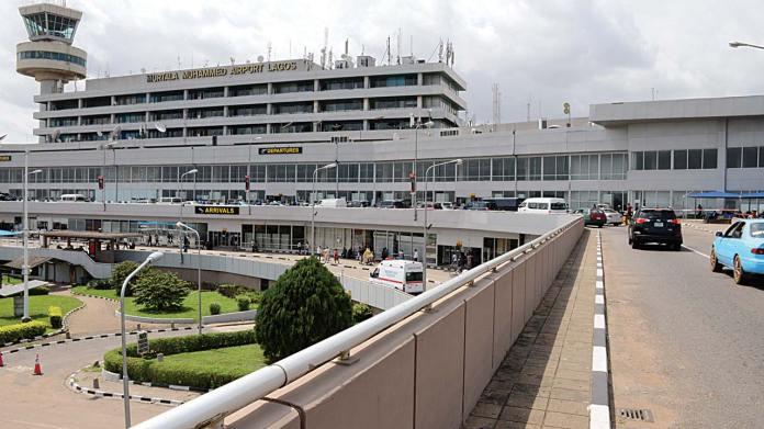 Muritala Muhammud International Airport, Lagos
