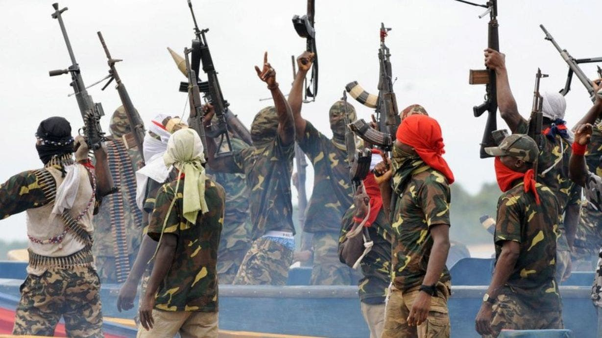 File Photo: Niger Delta Militants