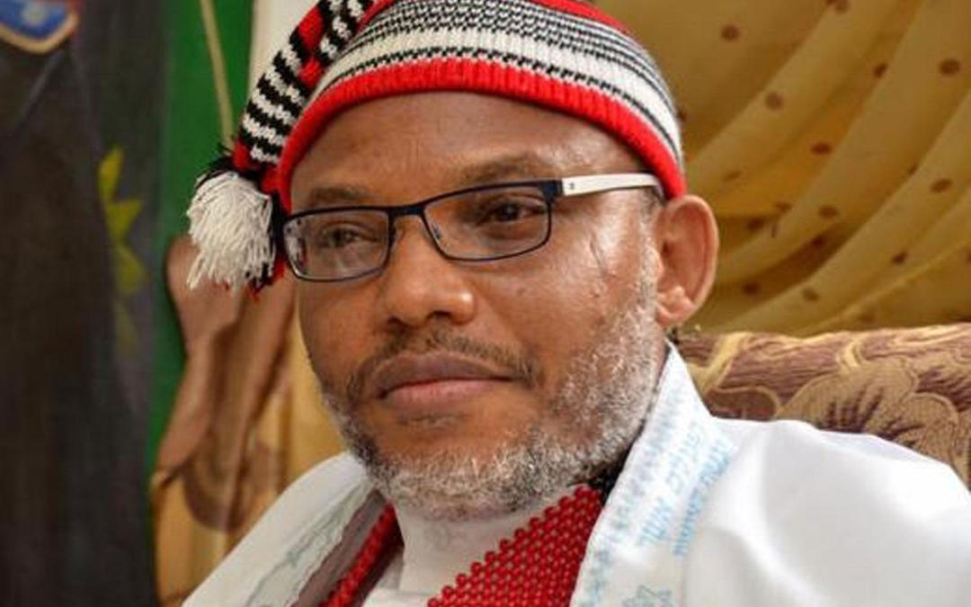 Nnamdi Kanu Reveals What Makes Him Happy About Nigeria