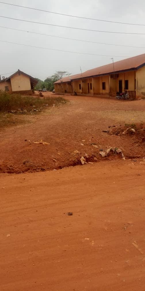 Oda barracks, Adekunle Ajasin road, Akure