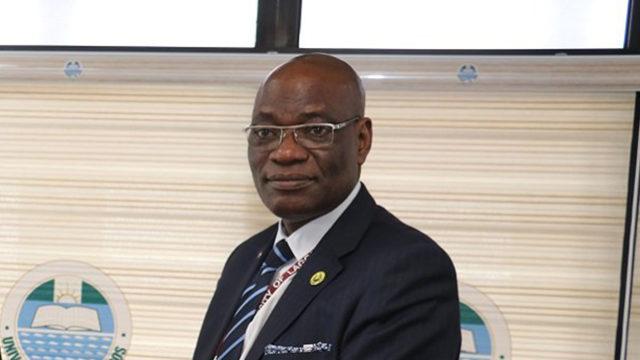 Prof Oluwatoyin Ogundipe