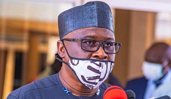 Governor Ahmadu Umaru Fintiri