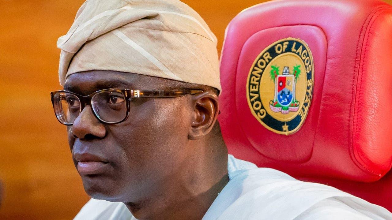 Lagos Governor Babajide Sanwo-Olu