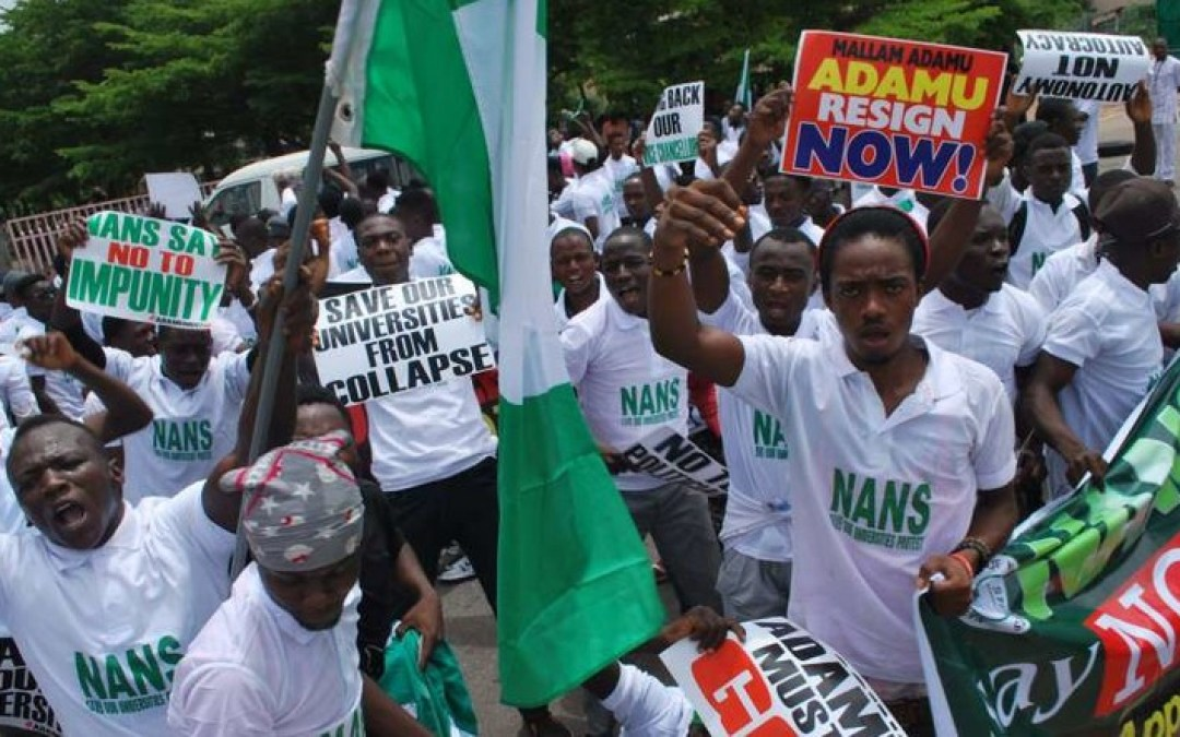 <div>Nigerian Students' Leader, Asefon On His Own, Can't Suspend June 12 Protest— South-West Students</div>