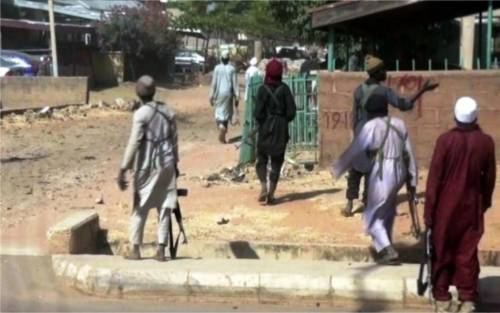 Bandits Kaduna Chikun Local Government Area State Fadaman