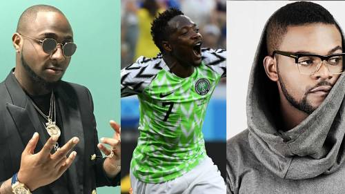 Davido, Falz, Ahmed Musa, Others Named 100 Most Influential Young Africans (FULL LIST)