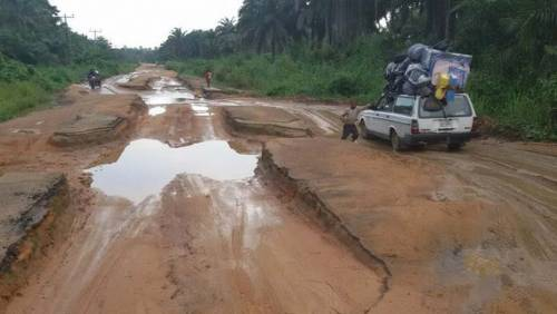 Ondo Bad Roads Pitch APC Against PDP | Sahara Reporters