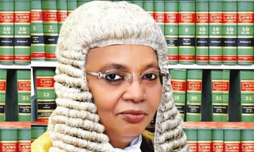 justice zainab bulkachuwa 0 - BREAKING: Presidential Tribunal To Hear Application To Withdraw Justice Bulkachuwa