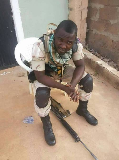 soldier Garrison - Fulani Herdsmen Kill four Troopers In Garrison Commander's Convoy, Injure Scores In Plateau