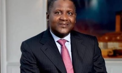Dangote launches driver's training center to curtail crashes