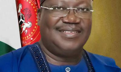 Lawan leads Senate delegation to Kaduna to commiserate with injured soldiers
