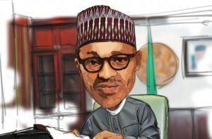 Buhari Scores Another 'F9' At Ramadan