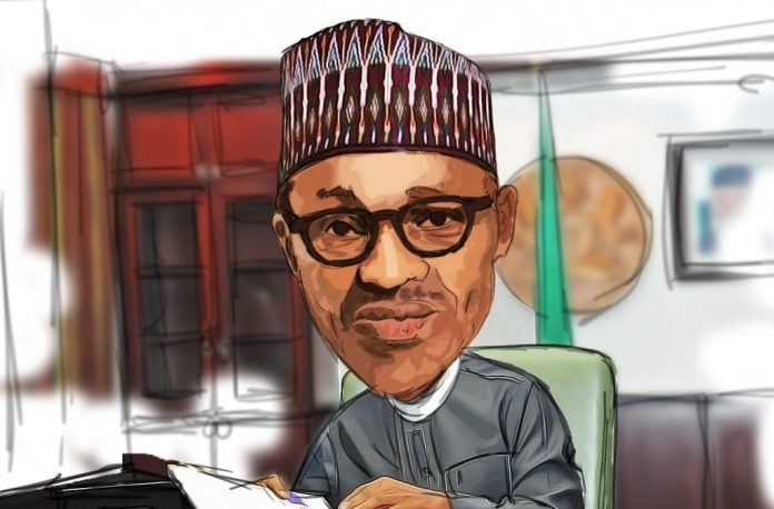 Buhari Scores Another 'F9' At Ramadan