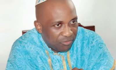 Primate Ayodele's Prophecy On Pinnick, Motsepe Comes To Pass