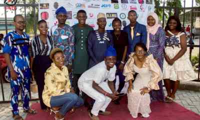 JCI NIGERIA, YABATECH HOLDS 36TH CONVENTION AND INVESTITURE IN LAGOS.