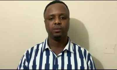 Ex-Church Member, Mike Davids, Who Accused Apostle Suleman of Sleeping with His Wife Has Apologized*