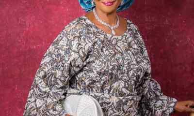 COZA Pastor, Biodun Fatoyinbo Celebrates Mum @77