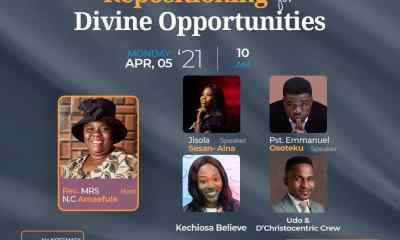 FAMILY FORA MINISTRY HOLDS HER FOURTH ANNUAL YOUTH ALIVE CONFERENCE ON EASTER MONDAY