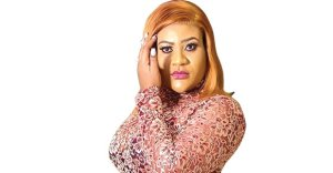 Actress, Nkechi Blessing, has had her fair share of controversies, thanks to her voluptuous shape and outspoken nature.