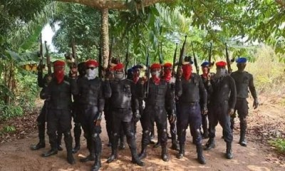Indigenes Cry Out In Fear As Gunmen Attack Another Police HQ In Imo