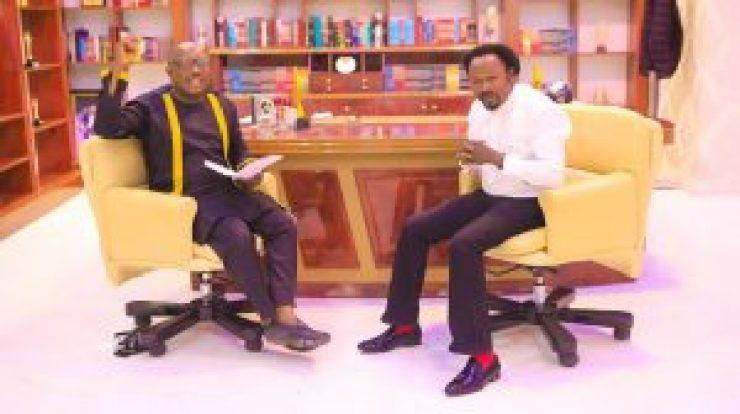 How I Got The Fund To Build Our Multi-Billion Naira 80,000 Capacity Church – Prophet Joshua Iginla Reveals (Video)