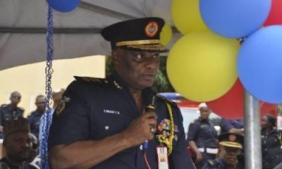 How Liman leads Nigeria's Federal Fire Service (FFS)...... Adagher Tersoo