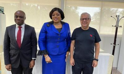 Fidelity Bank Receives Allied Food & Confectionery Services EXCO Members Fidelity Bank, as a purpose-driven financial institution, makes concerted efforts to forge alliances with forward-thinking companies, working together to grow the Nigerian economy. Just recently, EXCO members of the Bank led by Managing Director/CEO, Mrs. Nneka Onyeali-Ikpe received Mr. Antoine Zammarieh, Managing Director, Allied Food & Confectionery Services Limited (Franchisee of Burger King in Nigeria), who paid a courtesy visit to the bank. The purpose of Allied Food & Confectionery Services visit was to strengthen client relationship management with a view to creating long-term value. Allied Food and Confectionary Services had recently announced plans to launch and grow the Burger King brand in Nigeria, the largest country in Africa. Burger King, an American multinational hamburger fast food chain, is expected to start its operations in Nigeria by the fourth quarter (Q4) of 2021. The company is also expected to employ about 6,000 people (direct and indirect) in the country between 2021 and 2026.