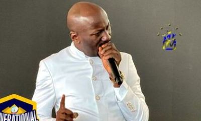 Thoughts from Apostle Johnson Suleman's August Diaries