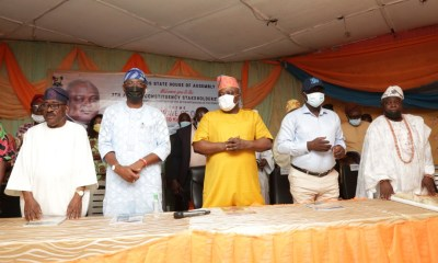 Townhall meeting: Why we must urgently curb drug abuse in Nigeria, Obasa, stakeholders speak