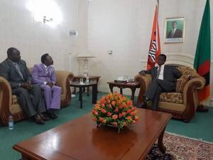 Prophet Joshua Iginla's Prophecy On Winner of Zambia Presidential Election (video)
