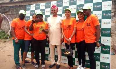 Foundation gives school materials to over 5000 less privileged in Lagos