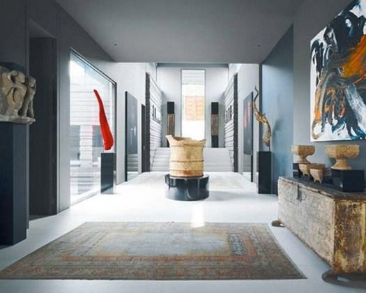 sculpture-house-corridor