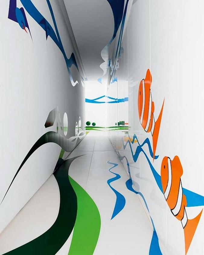 sculpture-house-hall