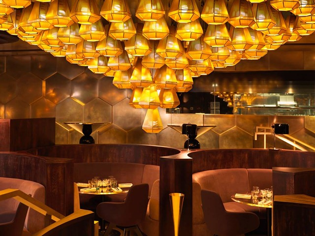 Eclectic Restaurant in Paris By Tom Dixon | Restaurant Design