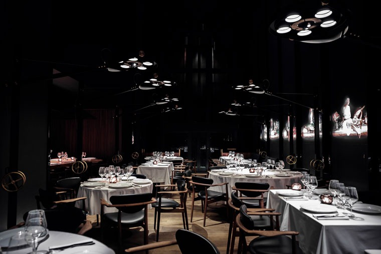 Restaurant design lifestyle