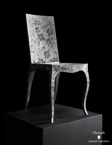 christofle chair Marcel wanders