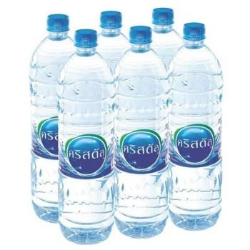 น้ำดื่มคริสตัน