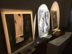 Galerie d'Art: système Mole Richardson