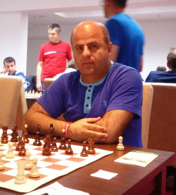 Internacionalni majstor Dragan Kojović