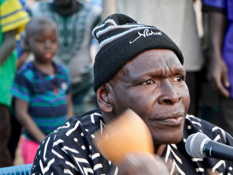 Banco Seydouba: le chanteur de « Sira » qui valorise les traditions et cultures du Banco